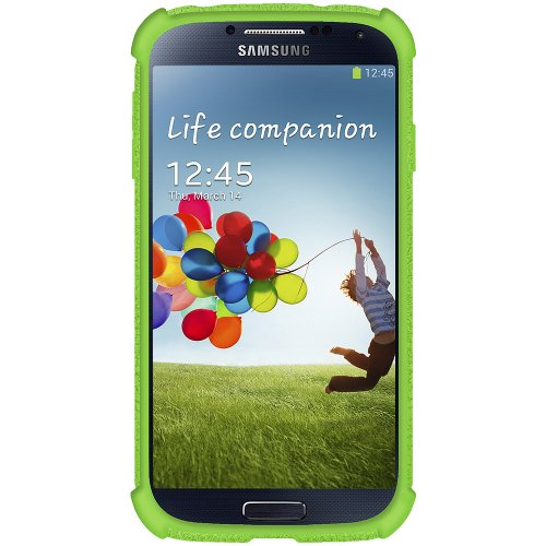 Image 2 of Soft Silicone Jelly Skin Fit Case Cover For Samsung Galaxy S IV 4 GT-I