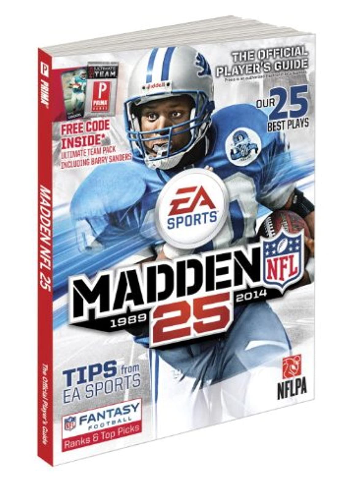 Madden NFL 25: Prima Official Game Guide Strategy Guide Football