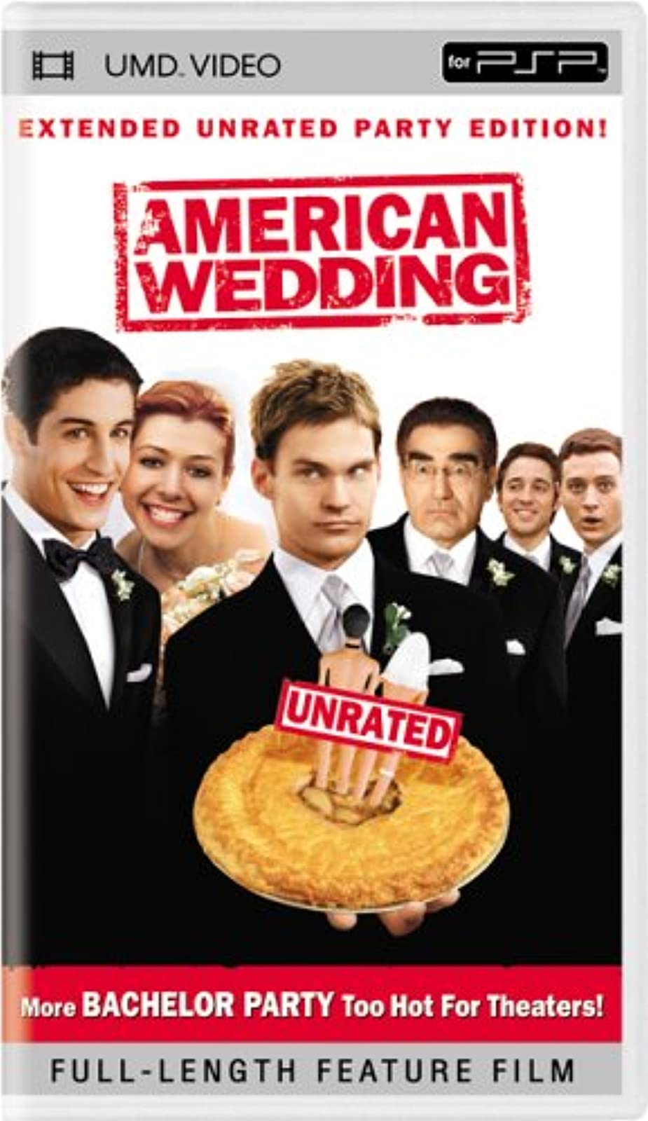 American Wedding UMD For PSP