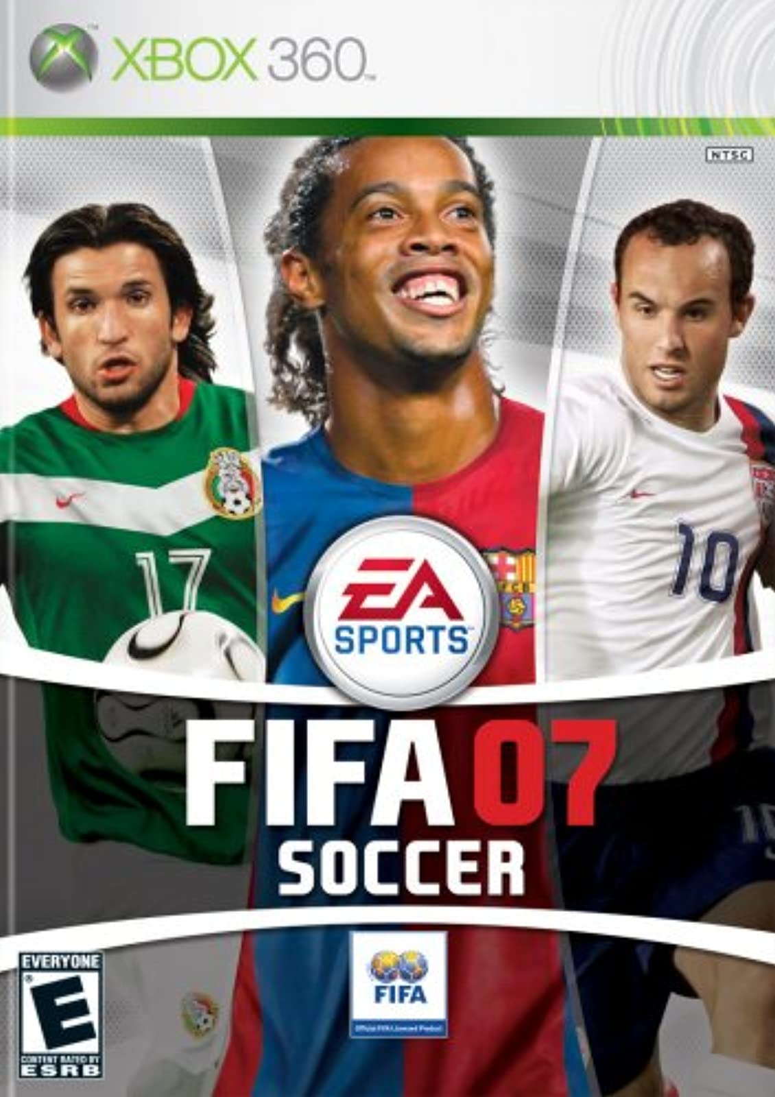 FIFA Soccer 07 For Xbox 360