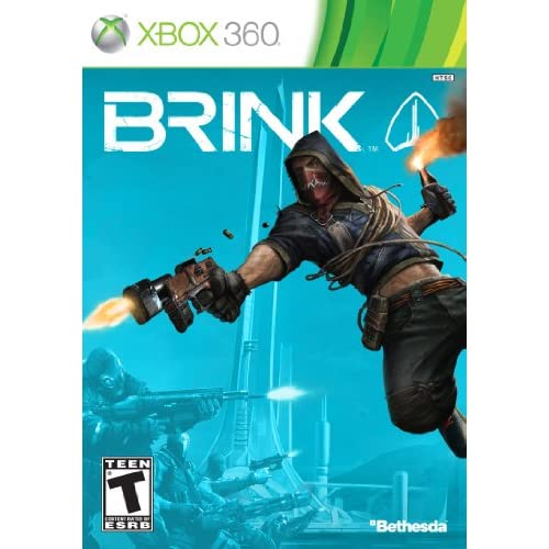 Brink For Xbox 360 Shooter