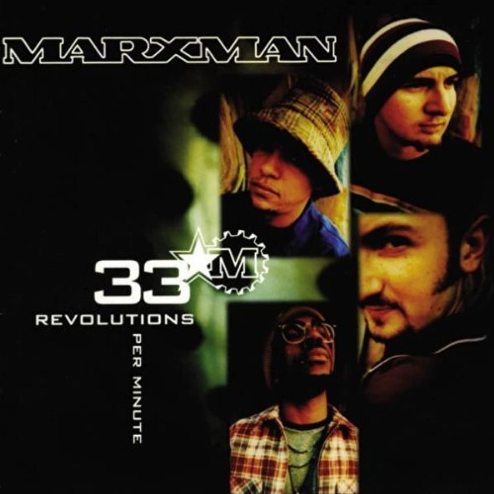 33 Revolutions Per Minute By Marxman On Audio CD Album 1994