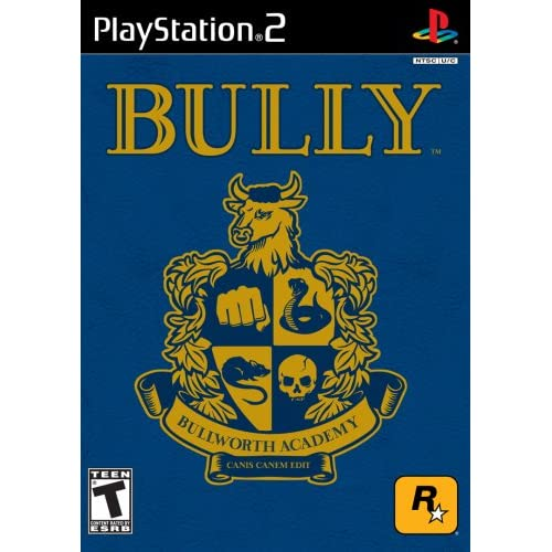 Bully For PlayStation 2 PS2 Fighting