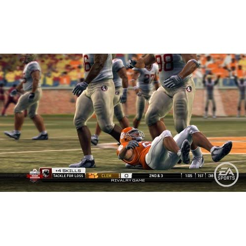 Image 2 of NCAA Football 10 For Xbox 360