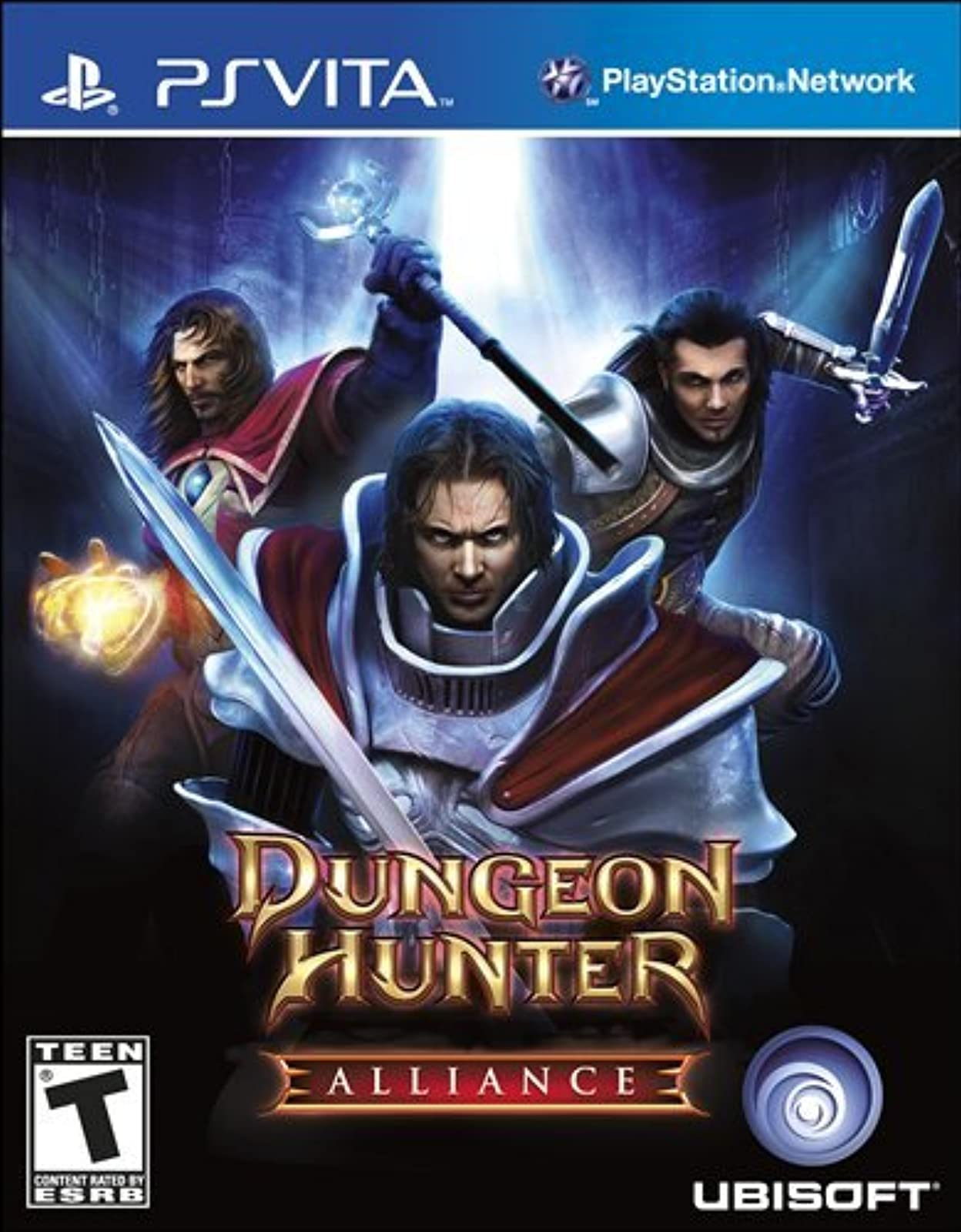 Dungeon Hunter Alliance PlayStation Vita For Ps Vita RPG