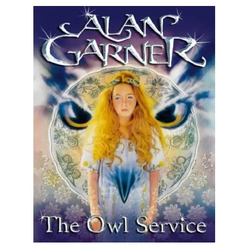 Image 0 of The Owl Service By Alan Garner And Robert Powell Reader On Audio Cassette