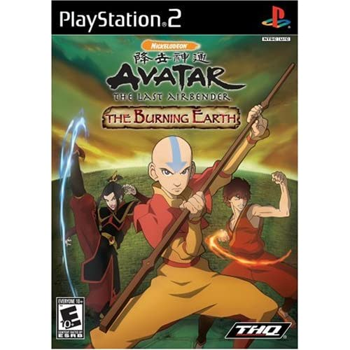 Avatar: The Burning Earth For PlayStation 2 PS2