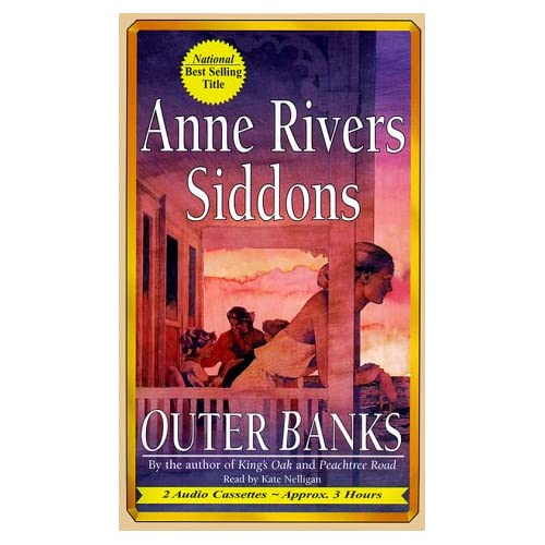 Image 0 of Outer Banks By Siddons Anne Rivers Nelligan Kate Narrator On Audio