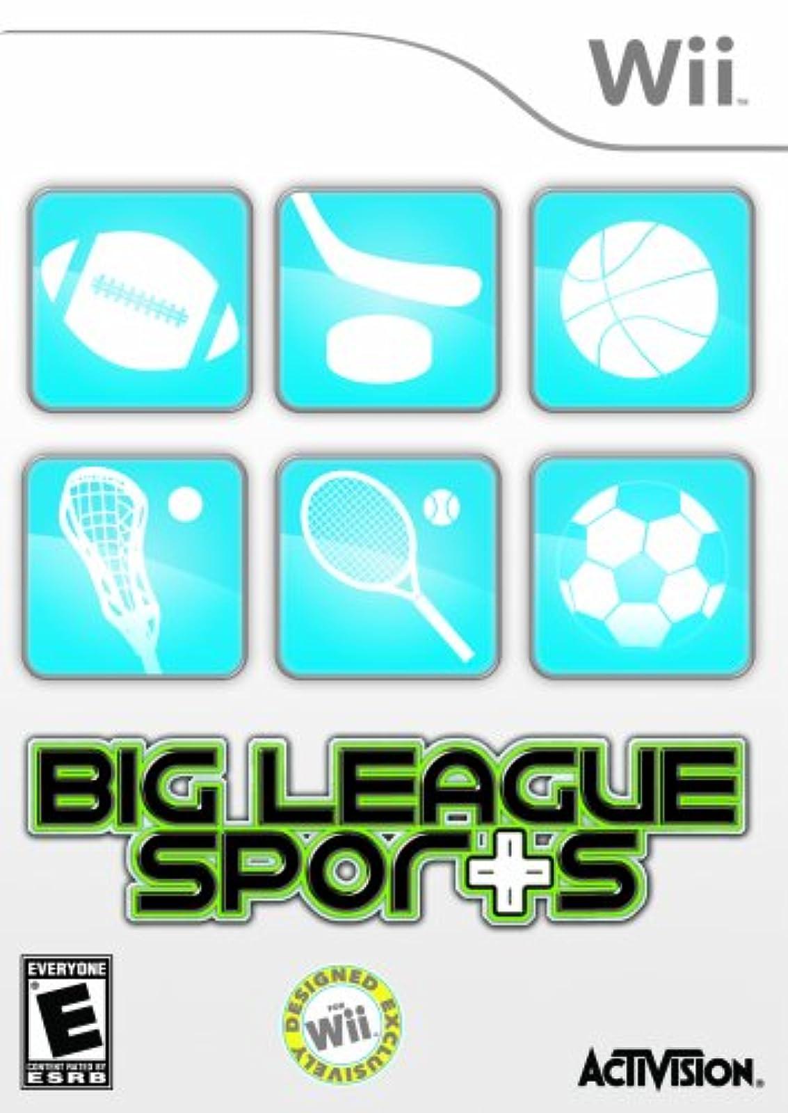 Big League Sports For Wii Baseball