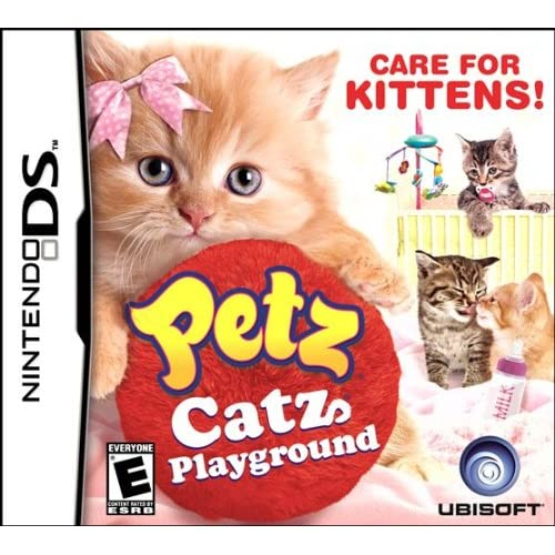 Petz Catz Playground For Nintendo DS DSi 3DS 2DS