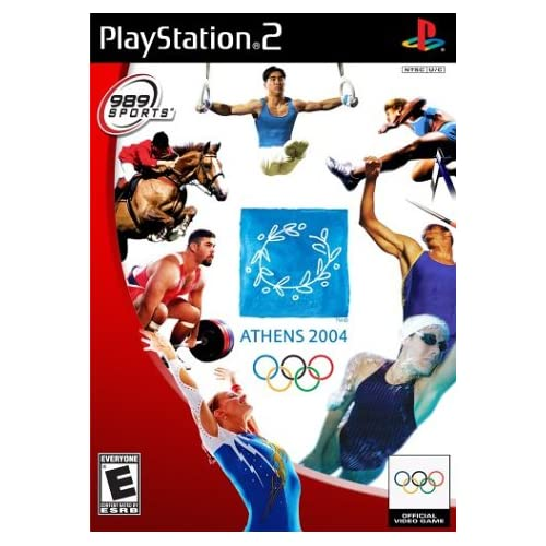 Athens 2004 For PlayStation 2 PS2
