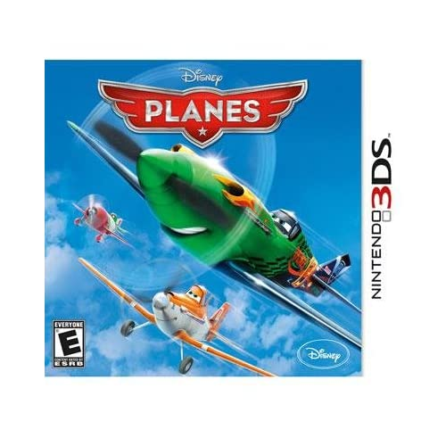 Disney Planes Game For 3DS
