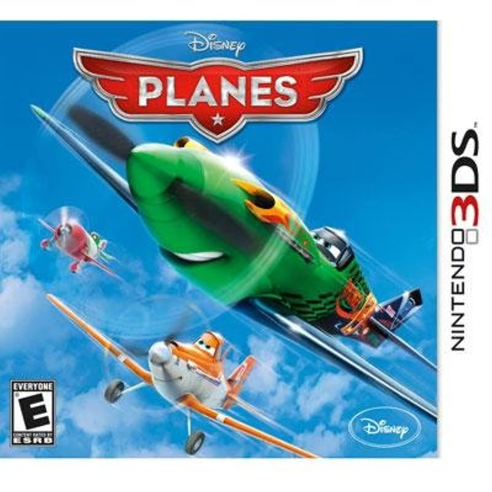 Planes Game For 3DS