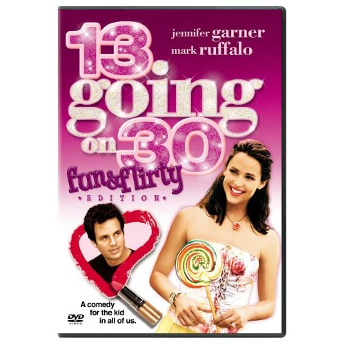 13 Going On 30 Fun And Flirty Edition On DVD With Andy Serkis
