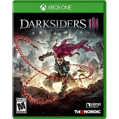Darksiders III For Xbox One RPG