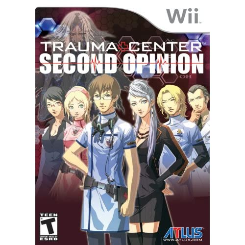Trauma Center: Second Opinion For Wii