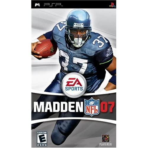 Madden NFL 07 Sony For PSP UMD Football