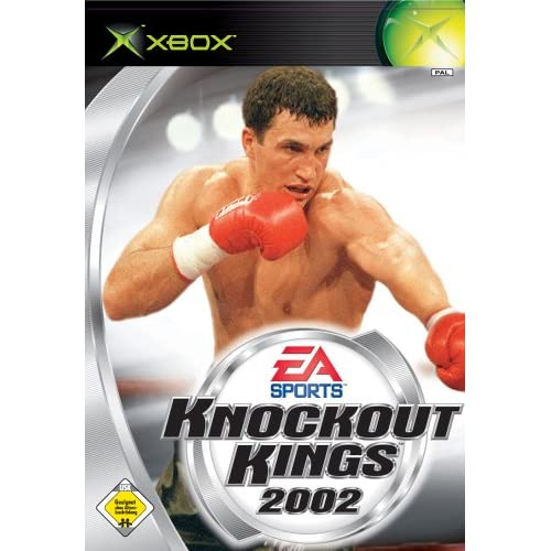 Knockout Kings 2002 For Xbox Original