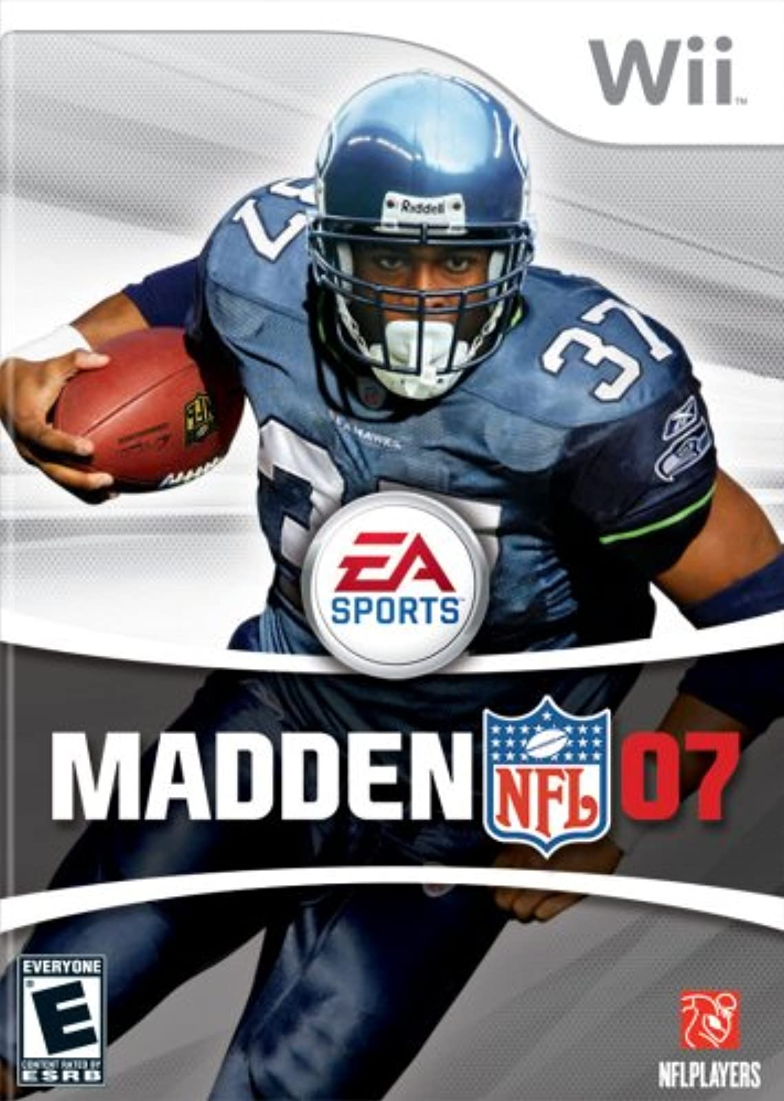 Madden NFL 07 For Wii And Wii U Football
