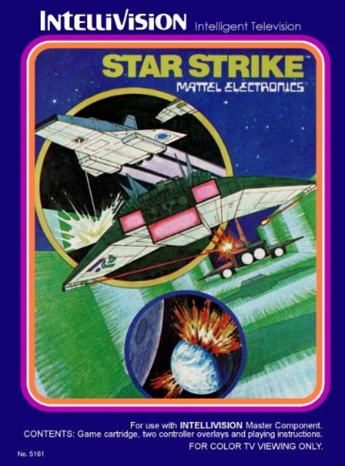 Star Strike Intellivision