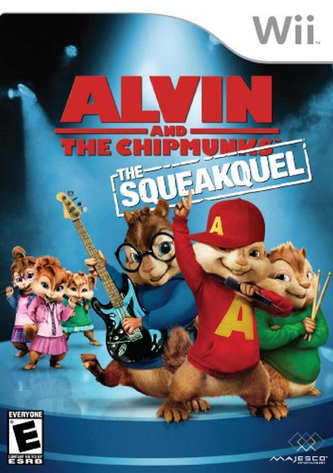 Alvin And The Chipmunks: The Squeakquel For Wii And Wii U Trivia