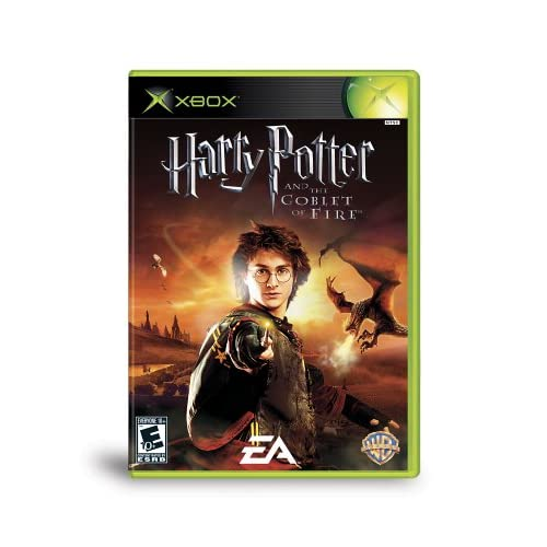 Image 0 of Harry Potter And The Goblet Of Fire Xbox For Xbox Original