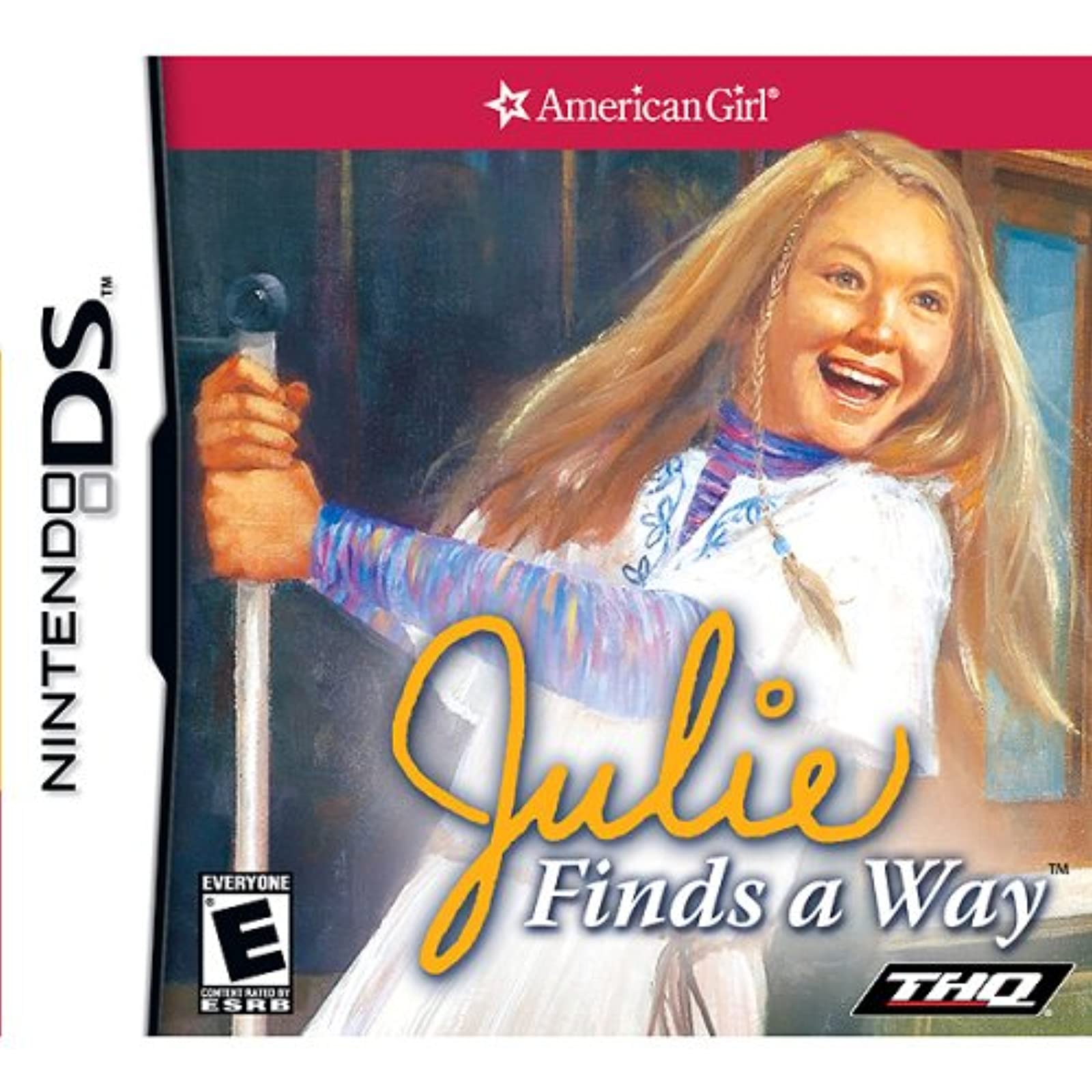 American Girl: Julie Finds A Way For Nintendo DS DSi 3DS 2DS