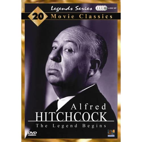 Alfred Hitchcock: The Legend Begins 20 Movie Classics On DVD With