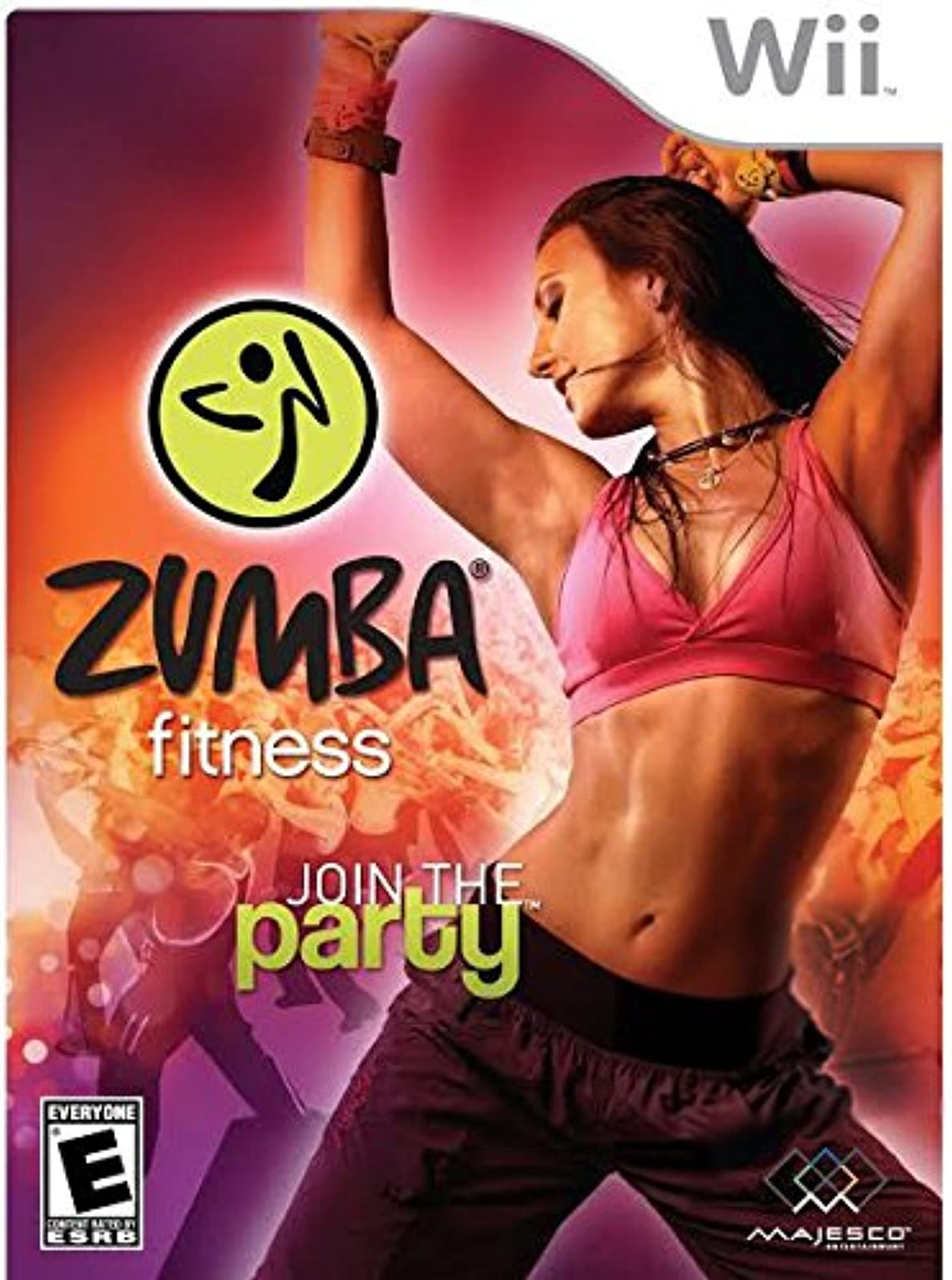 Zumba Fitness Game For Wii and Wii U