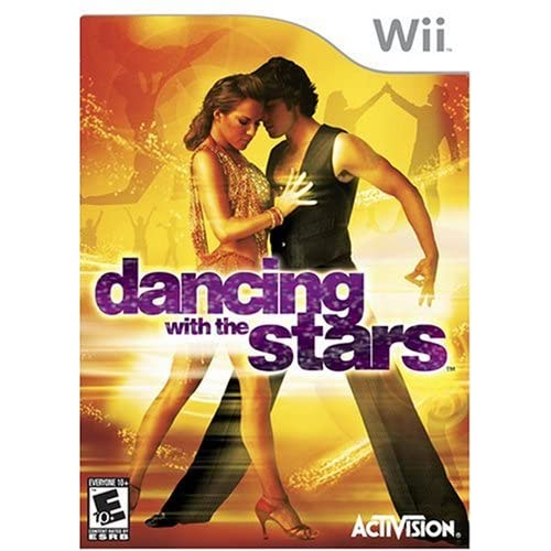 Dancing With The Stars For Wii and Wii U Music