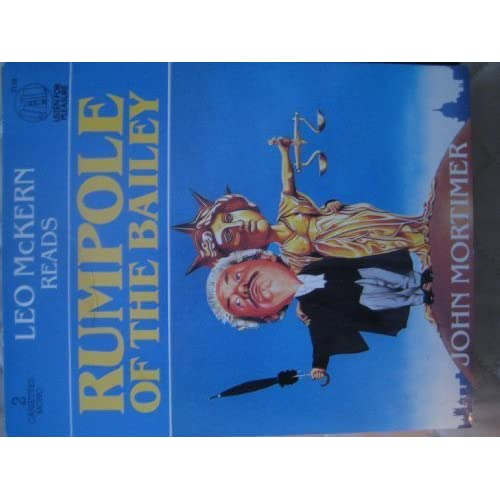 Image 0 of Rumpole Of The Bailey By John Clifford Mortimer And Leo Mckern Reader On Audio C