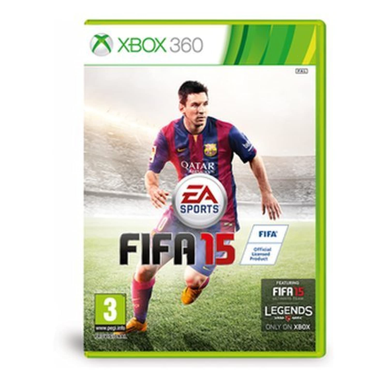 FIFA 15 For Xbox 360 Soccer