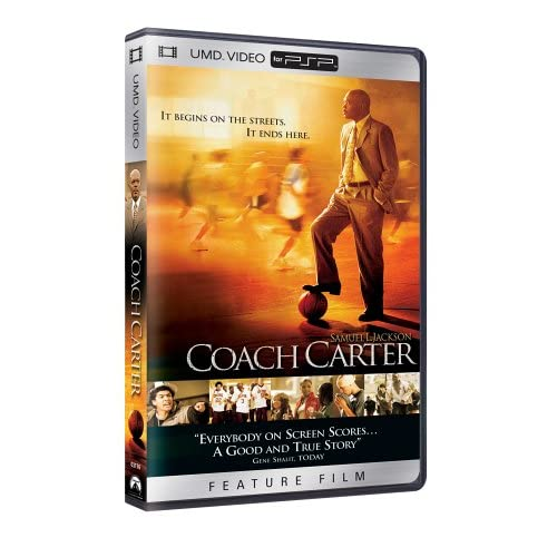 Coach Carter Movie UMD For PSP