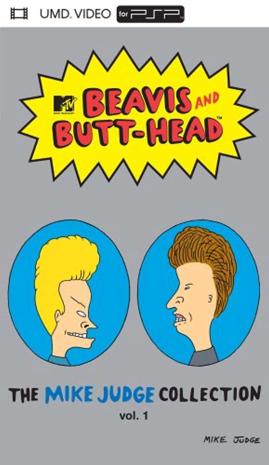 Beavis And Butt-Head The Mike Judge Collection Vol 1 UMD For PSP