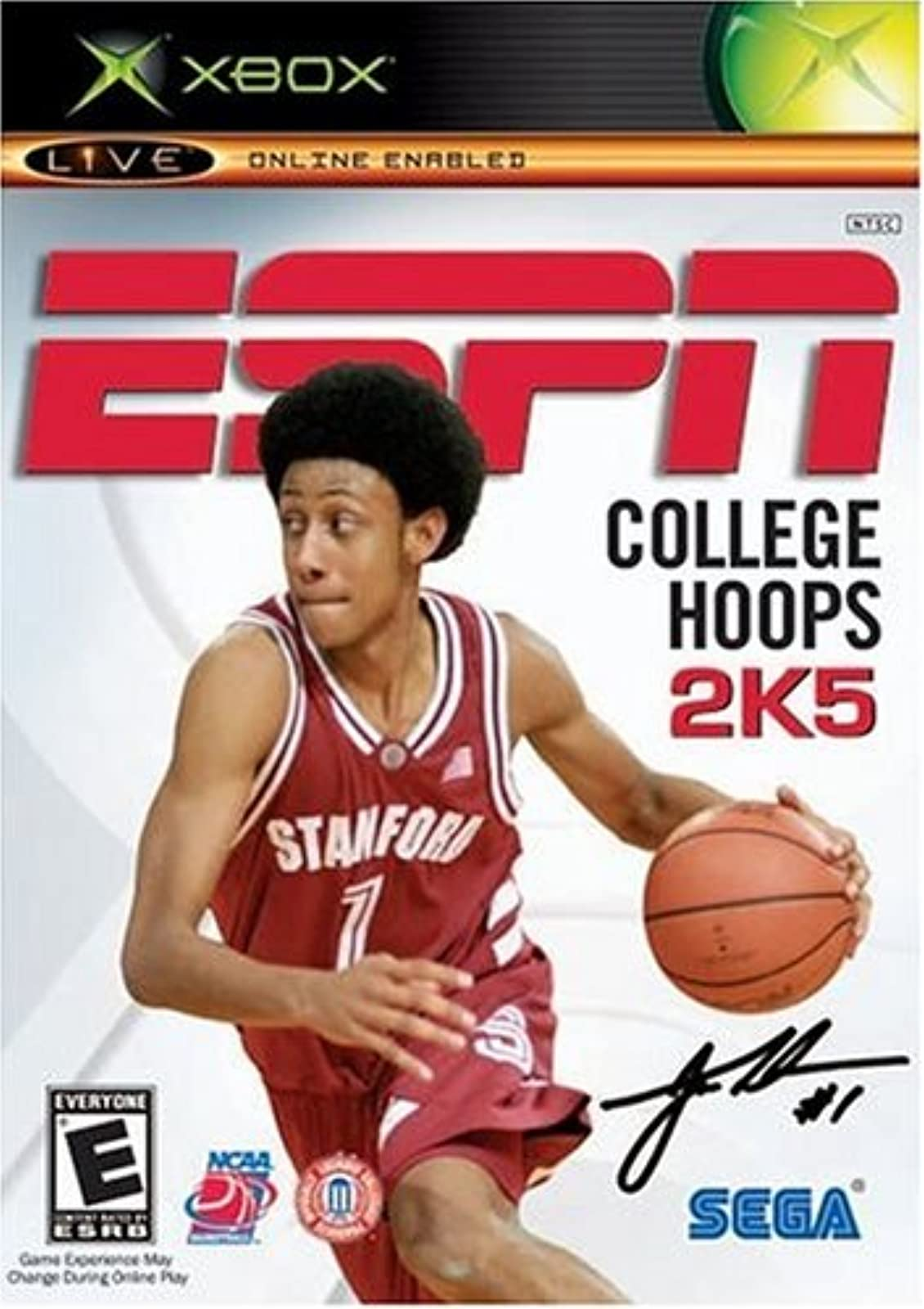 ESPN College Hoops 2K5 Xbox For Xbox Original Basketball