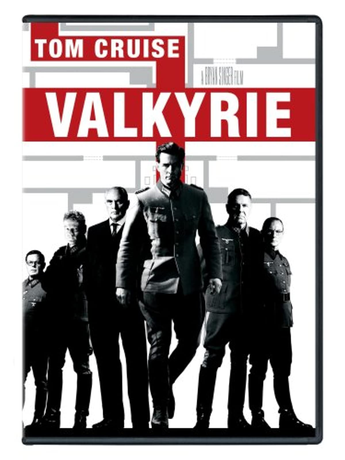 Valkyrie On DVD With Tom Cruise