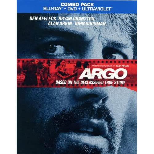 Argo Blu-Ray+dvd On Blu-Ray With Ben Affleck Comedy