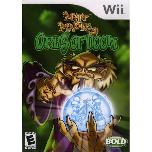 Myth Makers Orbs Of Doom For Wii And Wii U Puzzle Games