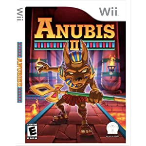 Anubis II For Wii And Wii U