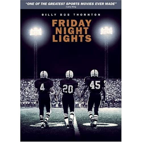 Image 0 of Friday Night Lights Widescreen Edition On DVD With Billy Bob Thornton