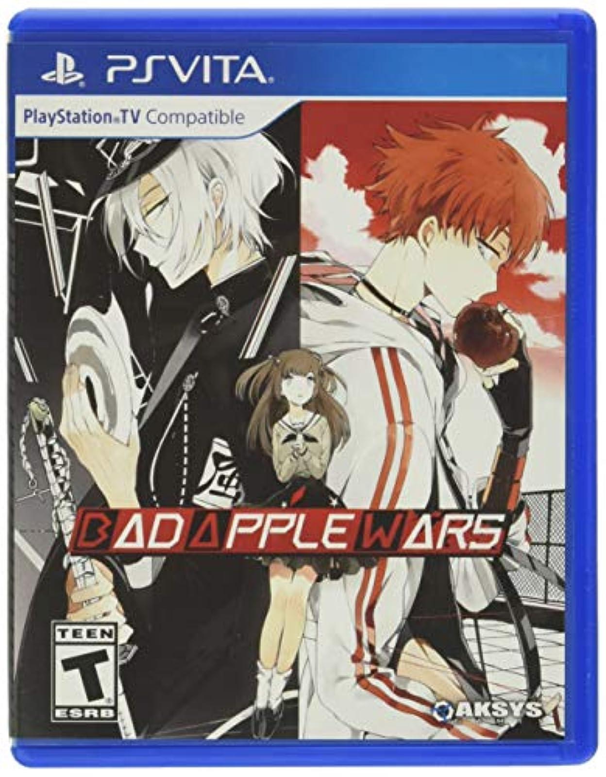 Bad Apple Wars PlayStation Vita For Ps Vita