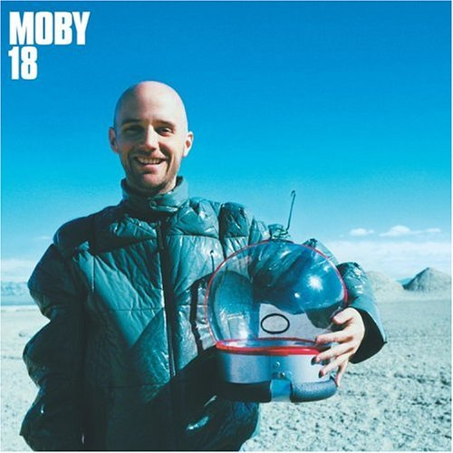 18 By Moby On Audio CD Album 2002