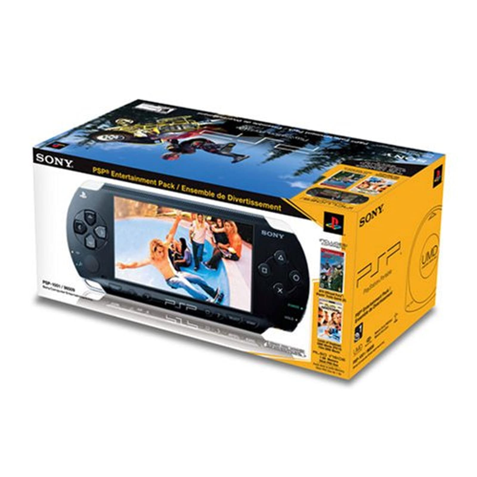 PSP 1000 PlayStation Portable Entertainment Pack