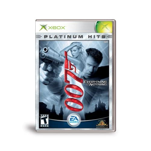 James Bond 007 Everything Or Nothing Xbox For Xbox Original