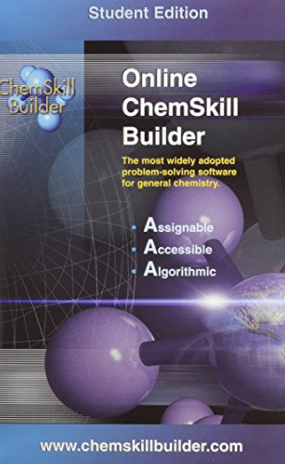 Chemskill Builder Online V.2 Student's Edition Password For Packages