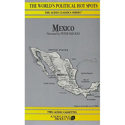 Image 0 of Mexico: Worlds Political Hotspots On Audio Cassette Tape by Hackes