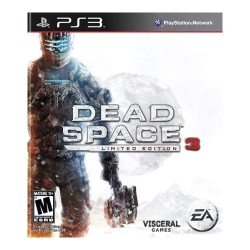 Dead Space 3 Limited Edition For PlayStation 3 PS3 Music