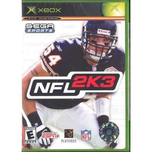 Image 0 of NFL 2K3 Xbox For Xbox Original Football