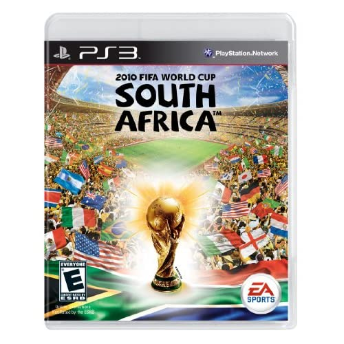 2010 FIFA World Cup South Africa For PlayStation 3 PS3 Soccer