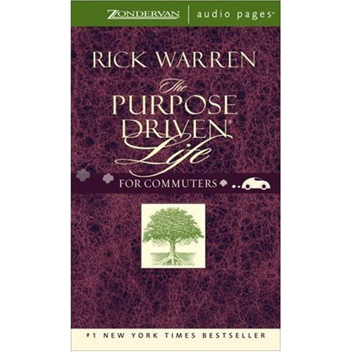 Image 0 of Purpose Driven Life For Commuters: What On Earth AM I Here For? By Rick Warren A